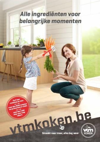 Dian Biemans VTM Koken 2013